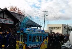 エボルタチャレンジ2015 川越工業高等学校電気科「電車班」の皆様、ギネス世界記録達成おめでとうございます!!byジョイフルクラッカー